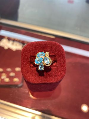 Blue stone ring for Sale in Corpus Christi, TX