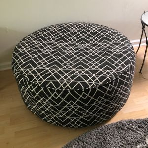 Large Round Ottoman for Sale in Freehold, NJ