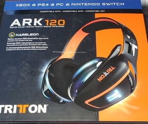 Triton ARK 120 Gaming Headset for Sale in Colton, CA