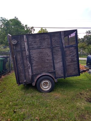 Enclosed Utility Trailer for Sale in Houston, TX