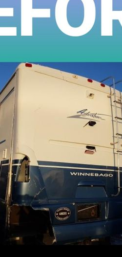 Motorhome Rv Fiberglass Repair for Sale in Princeton,  TX