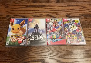 Nintendo Switch Games for Sale in Wheaton, IL