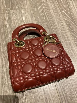 used Dior Bag for Sale in Seattle, WA