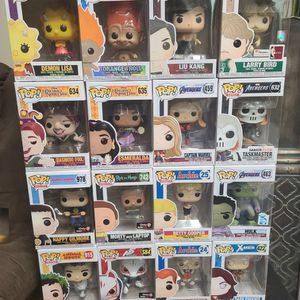 Random Funko Pop Lot (16) for Sale in Jonesboro, GA