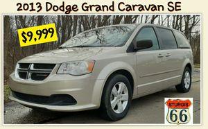 2013 Dodge Grand Caravan SE for Sale in Saint Paul, MO