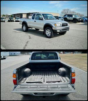 25 Service Records 2OO2 Toyota Tacoma 4x4 for Sale in Montgomery, AL