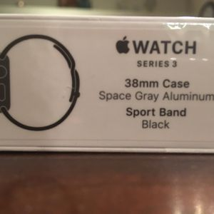 Apple Watch Series 3 Brand New Sealed for Sale in New Port Richey, FL