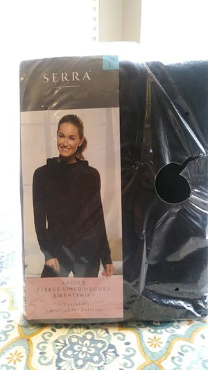 Ladies Fleece Lined Hooded Sweatshirt for Sale in Nashville, TN