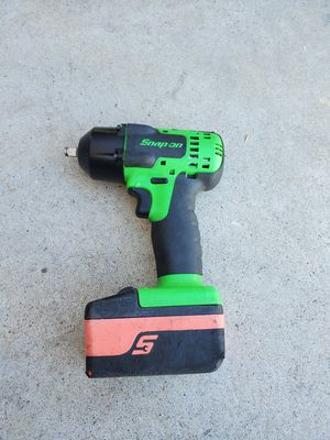 Snap on impact wrench 3/8.....no charger for Sale in Phoenix, AZ