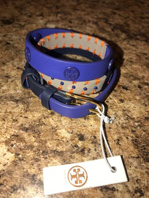 Tort Burch Wrap Bracelet - New with tags for Sale in Tempe, AZ