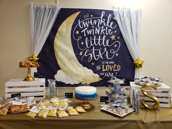 Twinkle Little Star theme party items