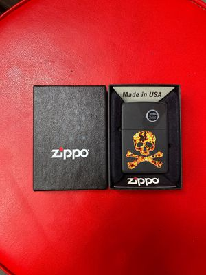 Skull & Crossbones zippo for Sale in North Las Vegas, NV