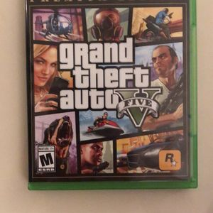 Gta 5 For Xbox One for Sale in Fort Lauderdale, FL
