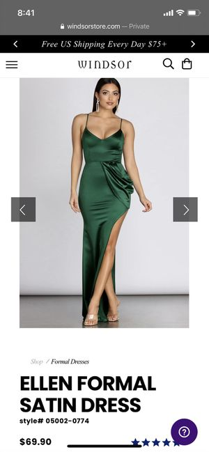 Brand new formal dress for Sale in Corona, CA
