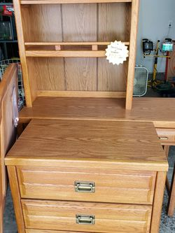 Desk Hutch Headboard for Sale in Pataskala,  OH