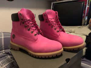 Pink Timberlands Size 11 for Sale in Bronx, NY
