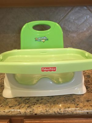 Fisher Price Rainforest Booster Seat for Sale in Houston, TX