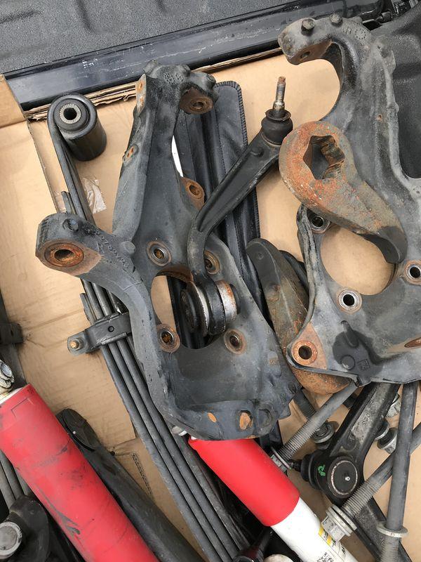 TRUCK SUSPENSION PARTS *driveshaft, shocks, control arms etc