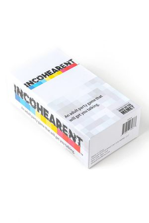 Incohearent Card Game for Sale in Dearborn, MI