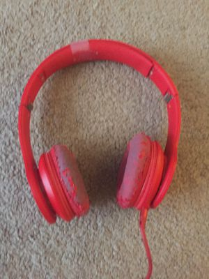 Beats by Dre solo - red wired for Sale in Milwaukee, WI