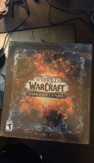World of Warcraft Shadowlands Collector's Edition *Sealed* for Sale in Anaheim, CA