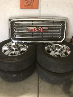 Gmc 2500 parts for Sale in Perris, CA