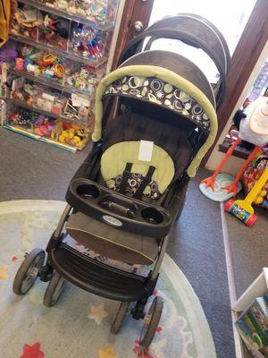 Graco Ready2Grow Duo Double Stroller for Sale in Seattle, WA