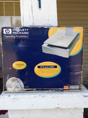HP ScanJet for Sale in Abilene, TX
