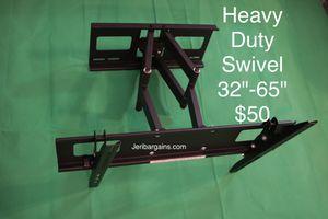 """Heavy duty swivel 32""""-65"""" for Sale in Riverside, CA"""