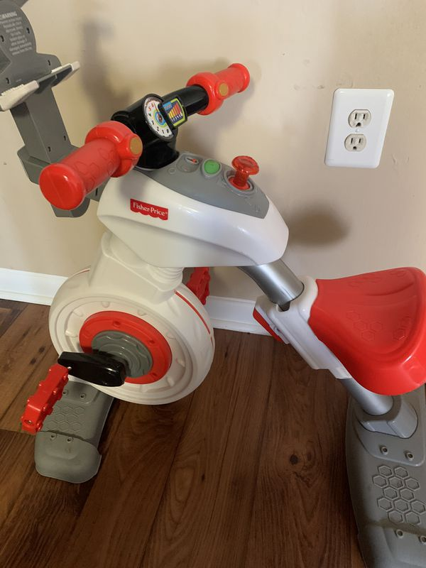 Fisher-Price - Fisher-Price Think & Learn Smart Cycle