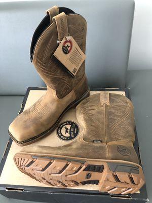 Ultra Dry waterproof Work boots size 10 for Sale in Hialeah, FL