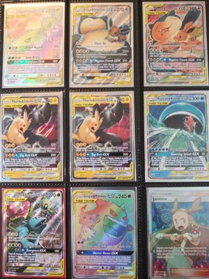 Pokemon Tag Team card's. for Sale in Mukilteo, WA