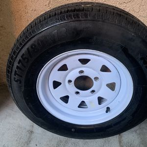 Trailer Tire 13 for Sale in Santa Ana, CA