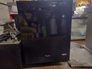 Black Whirlpool Dishwasher Works Great! for Sale in Riverside, CA