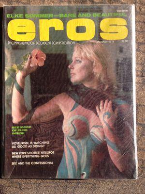 Eros magazine for Sale in Fullerton, CA