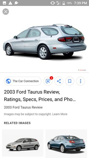 2003 ford Taurus wagon for Sale in Portland, OR