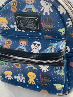 Loungefly Star Wars Mini Backpack for Sale in Sacramento,  CA