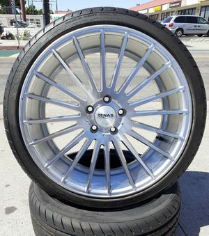 "20"" Lexus Accord Camry Altima Mercedes BMW AUDI Wheels & Tires Jetta Passat Infinity Acura Volvo Fusion Jaguar Type s setof4 for Sale in Los Angeles, CA"