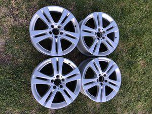18 Inch Mercedes Benz Wheels for Sale in Ontario, CA