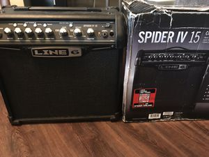 Line 6 spiderIV for Sale in Harrisonburg, VA