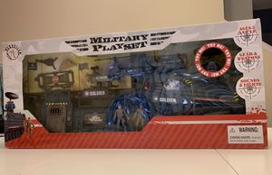 Military Play Set Kids New Playville for Sale in Lynnwood, WA