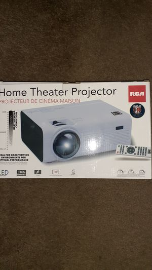Home Projector RCA for Sale in Eugene, OR