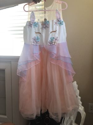 Unicorn Dress for Sale in Chino Hills, CA