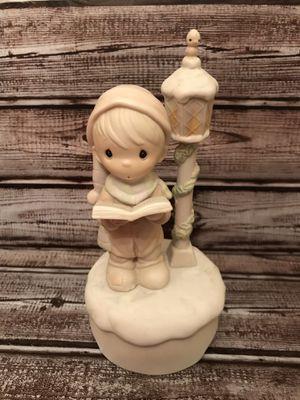 Precious Moments Figurine Music Box O' Come All Ye Faithful nice for Sale in Longwood, FL