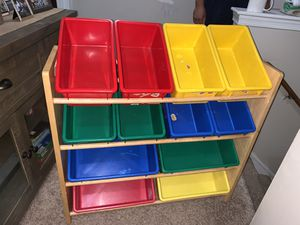 Toy Bin Organizer for Sale in MD, US