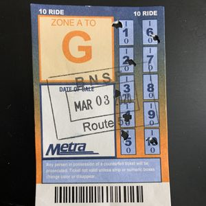 Metra 3 Rides for Sale in Naperville, IL