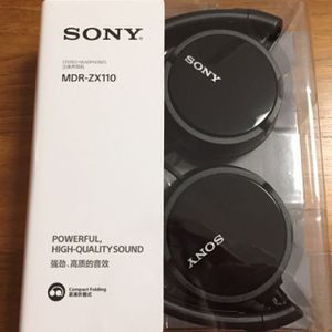 Sony Stereo Headphones. Top sound quality. Perfect for gaming or music listening at home or outdoors for Sale in Irving, TX