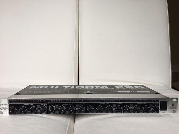 Processor BEHRINGER Multicom Pro MDX 4400 BEHRINGER Multicom Pro MDX 4400 Audio Interactive Dynamics Processor