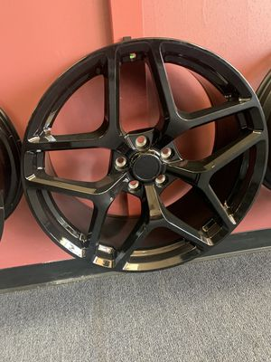 Chevy Camaro Z28 Replica Wheels 0YHH for Sale in Irving, TX