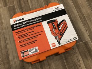 Paslode CF325XP Lithium-Ion 30 -Degree Cordless Framing Nailer for Sale in City of Industry, CA